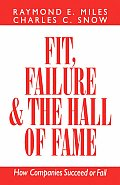 Fit, Failure, and the Hall of Fame: How Companies Succeed or Fail