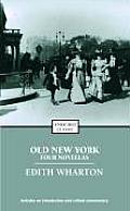 Old New York Four Novellas
