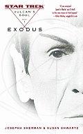 Exodus Star Trek Vulcans Soul Book 1