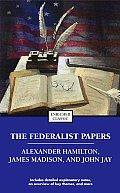 Federalist Papers Alexander Hamilton