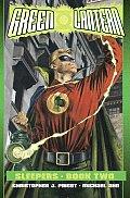 Sleepers Book 2 Green Lantern