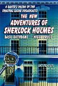 New Adventures Of Sherlock Holmes Bakers