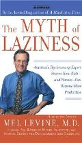 Myth Of Laziness Americas Top Learning