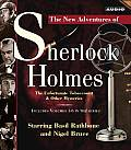 Unfortunate Tobacconist & Other Mysteries The New Adventures of Sherlock Holmes Volumes 1 6