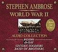 Stephen Ambrose World War II Audio Collection