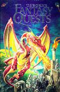 Usborne Book of Fantasy Quests