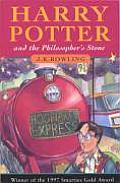 Harry Potter 01 & The Philosophers Stone Uk
