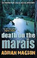 Death on the Marais Adrian Magson
