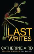 Last Writes: A Chief Inspector CD Sloan Collection