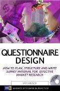 Questionnaire Design How To Plan Structu