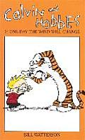 Calvin & Hobbes 2 One Day the Wind Will Change