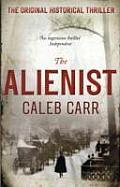Alienist Caleb Carr