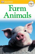 Farm Animals Dk Readers