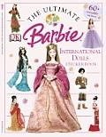 Barbie International Dolls Sticker Book