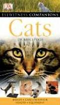 Eyewitness Companions Cats