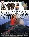 Volcano & Earthquake With Clip Art CDWith Wall Chart