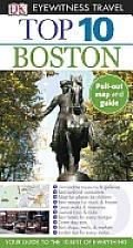 Top 10 Boston (DK Eyewitness Top 10 Travel Guides)