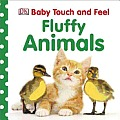 Baby Touch & Feel Fluffy Animals