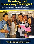 Reading & Learning Strategies Middl 3rd Edition