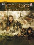 Lord of the Rings The Motion Picture Trilogy Instrumental Solos Trombone Level 2 3 With CD Audio