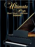 Ultimate Pop Sheet Music Collection 2000