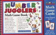 Number Jugglers Math Card Games With Boxed Deck of 86 Full Color Number Cards