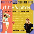 Cal08 Stitch N Bitch Page A Day