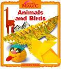 Paper Magic Animals & Birds