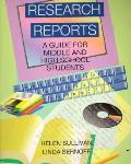 Research Reports: A Guide for Middle and High School Students