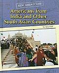 Americans from India and Other South Asian Countries