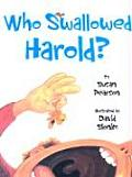 Who Swallowed Harold & Other Poems about Pets