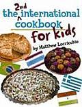 2nd International Cookbook For Kids