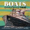 Boats Speeding Sailing Cruising