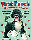 First Pooch The Obamas Pick A Pet