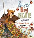 Sneeze Big Bear Sneeze