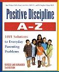 Positive Discipline A Z 1999 2nd Edition