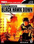 Delta Force Black Hawk Down Prima Official Game Guide