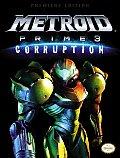 Metroid Prime 3 Corruption Prima Official Game Guide Premiere Edition