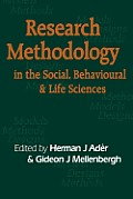 Research Methodology in the Life, Behavioural and Social Sciences