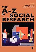 The A-Z of Social Research: A Dictionary of Key Social Science Research Concepts