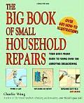 Big Book Of Small Household Repairs