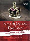 Kings & Queens Of England Murder Mayhem