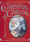 Charles Dickenss a Christmas Carol The Heirloom Edition