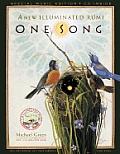 One Song A New Illuminated Rumi
