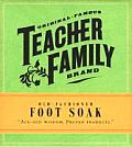 Old Fashioned Foot Soak Age Old Wisdom Proven Products With 32 Page Book & Soak Powder
