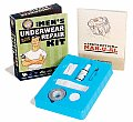 Mens Underwear Repair Kit Fix It on the Fly With Patches Needle & Thread Safety Pins
