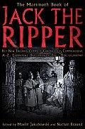 Mammoth Book Of Jack Ripper