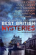 The Mammoth Book of Best British Mysteries, Volume 10