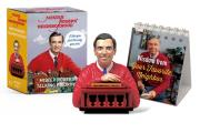 Mister Rogers Talking Figurine Mini Kit