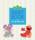 Sesame Street Baby Book My First Three Years